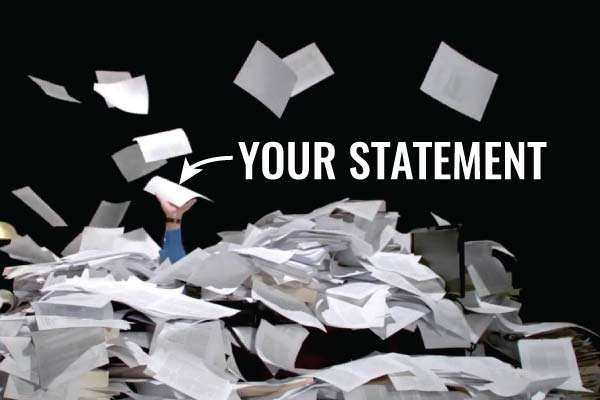Personal statement oxbridge
